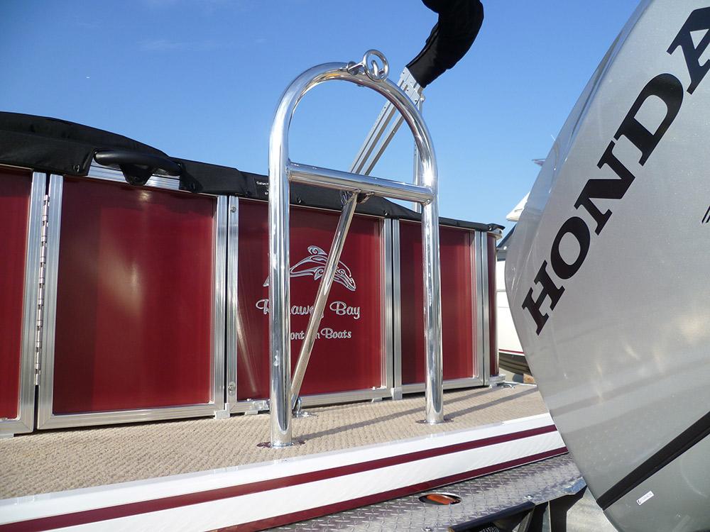 Alloy Ski Tube Tow Bar Runaway Bay Pontoon Boats
